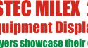 BIMSTEC MILEX  2018 Equipment Display
